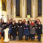 Kirchenkonzert des Hans Lanner Vokalensembles