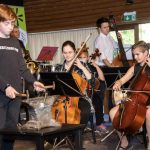 Schlusskonzert 2019 im Kulturschloss Reichenau