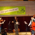 Violine & Steirische Harmonika on stage
