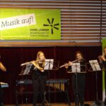 Gemeinsamer Klassenabend im Kulturschloss Reichenau